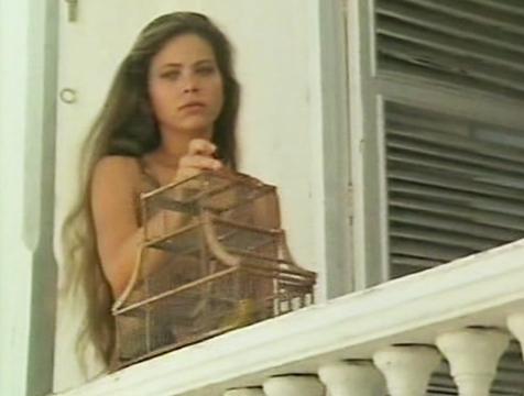 Ángela (Ornella Muti) en Crónica de una muerte anunciada - Cine de Escritor