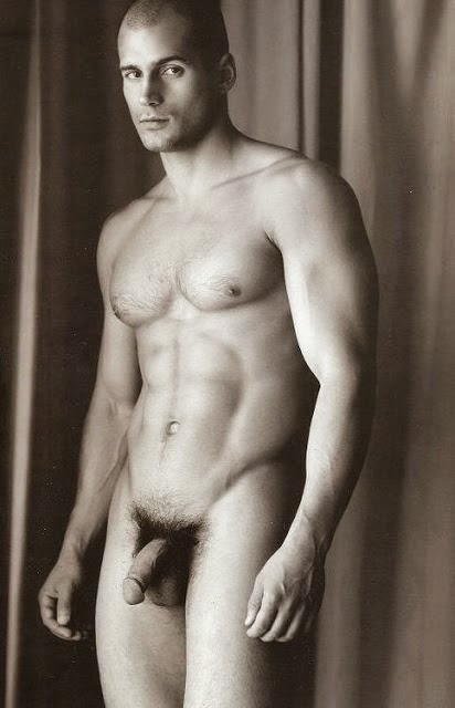 Todd Sanfield naked
