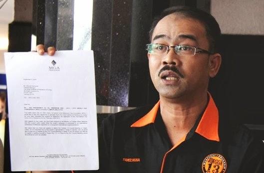 PENDEDAHAN DOKUMEN HUBUNGAN MALAYSIA - ISREAL