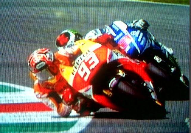 Marquez Rebut Pole MotoGP Jerman