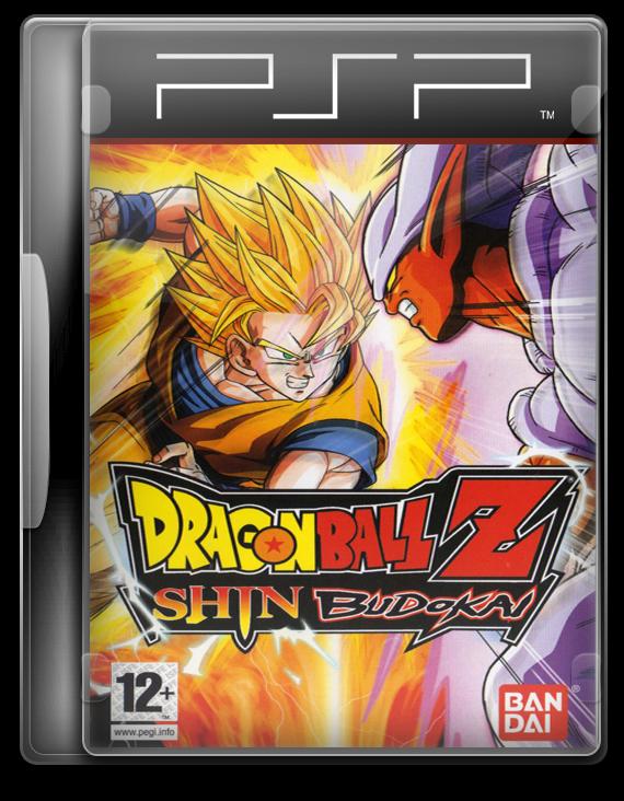 Dragon Ball Z Shin Budokai (PSP)