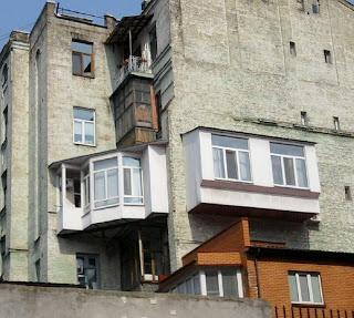 балконы киева