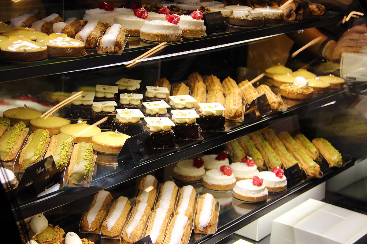 Food opinion salon du chocolat paris lyon la totale for Salon du fast food