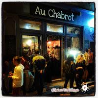 Salseros a la Puerta de Au Chabrot #culturebarbars #rioloco