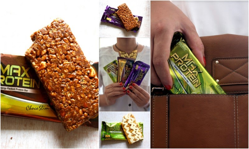 Product Review - Naturell India Rite Bite Max Protein Bar