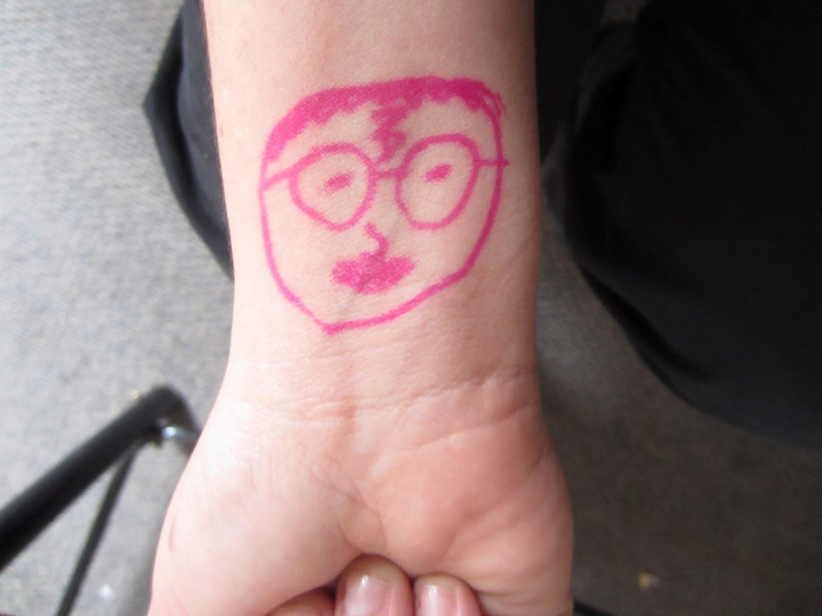 Funny Tattoos Memoirs Gringa New Tattoo