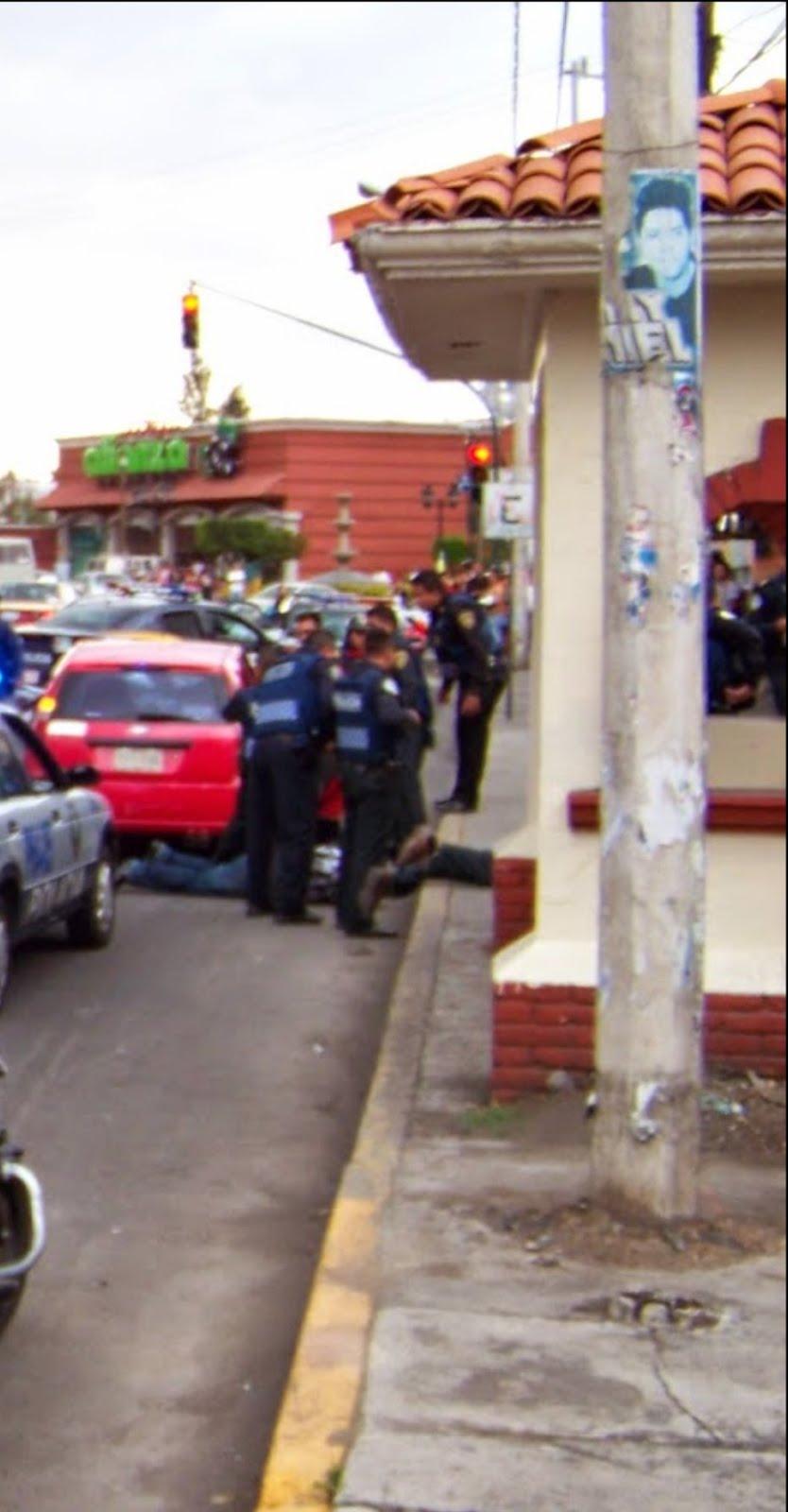 Sufrir un asalto en Tláhuac los vecinos ya lo ven como normal