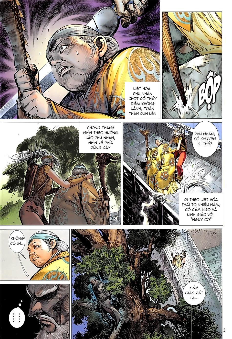 Thiết Tướng Tung Hoành Chapter 230