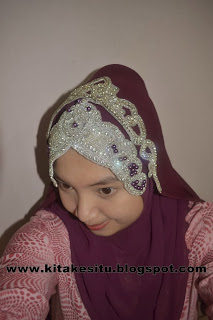 HOTSALE!!! Tudung Diamond Bling2