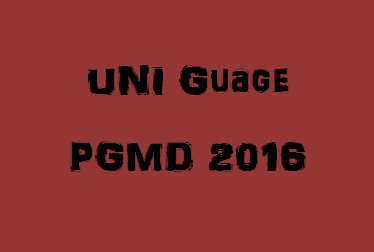 UNI Guage PGMD 2016 Logo