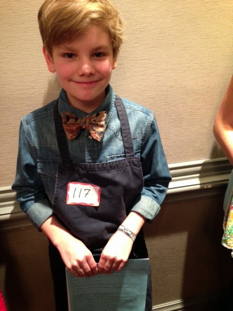 Logan Guleff MasterChef Junior Season 2 Memphis in Dallas Casting