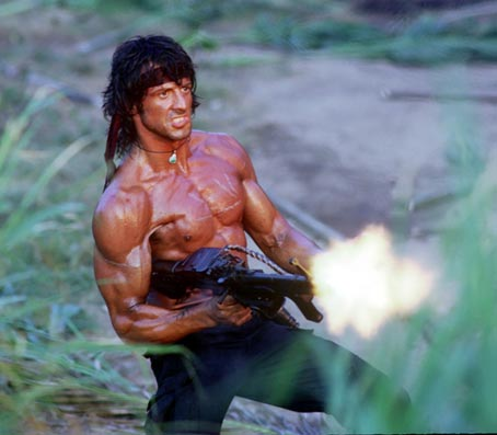 Cool Wallpapers Sylvester Stallone Rambo