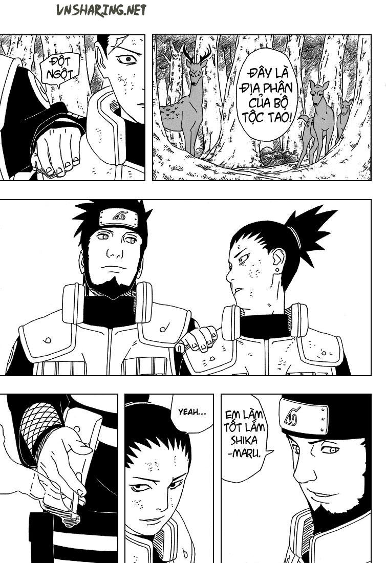 Naruto chap 338 Trang 14 - Mangak.info