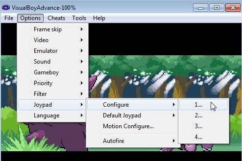 VisualBoyAdvance - Download Gameboy Advance Emulator for Windows