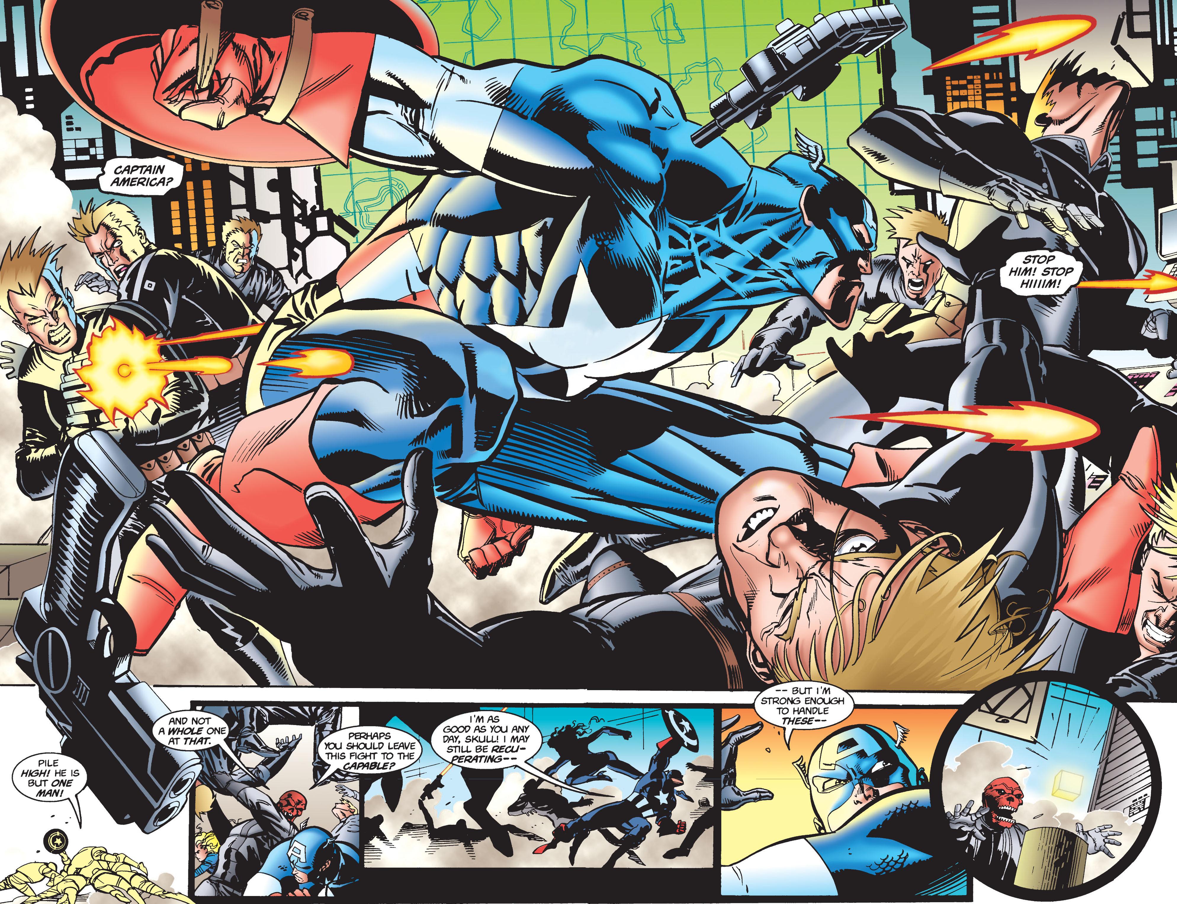 Captain America (1968) Issue #446 #400 - English 8