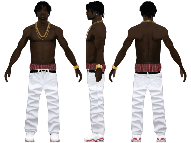 chief keef skin gta sa