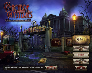 Macabre Mysteries: Curse of the Nightingale [BETA]