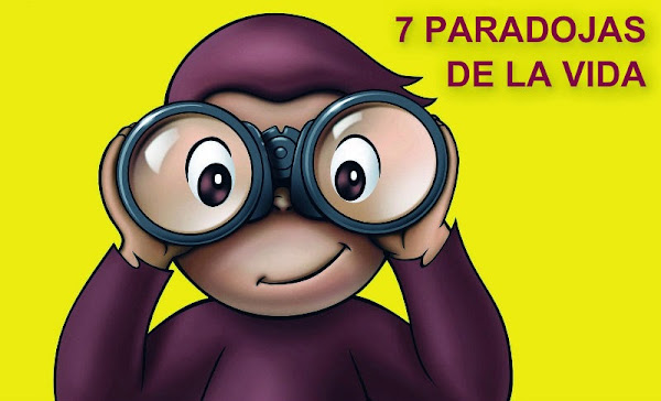 Las siete paradojas de la vida con las que tenemos que aprender a vivir !!