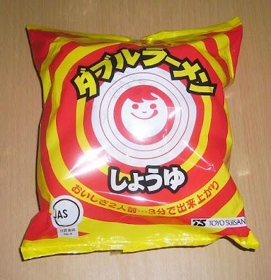 【東洋水産】マルちゃん ダブルラーメン しょうゆ