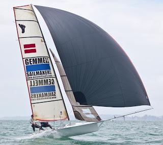 Gemmell Sails - Nick Press