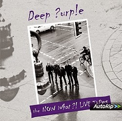 Deep Purple Now What?! Live Tapes CD 2013