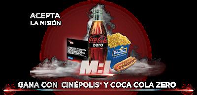 concurso-cocacola-zero-cinepolis-gana-pase-anual-cinepolis-crispetas-hotdogs-cocacolas