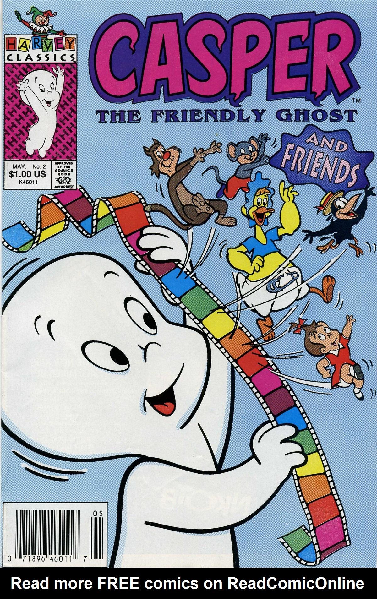 Casper the Friendly Ghost (1991) 2 Page 1