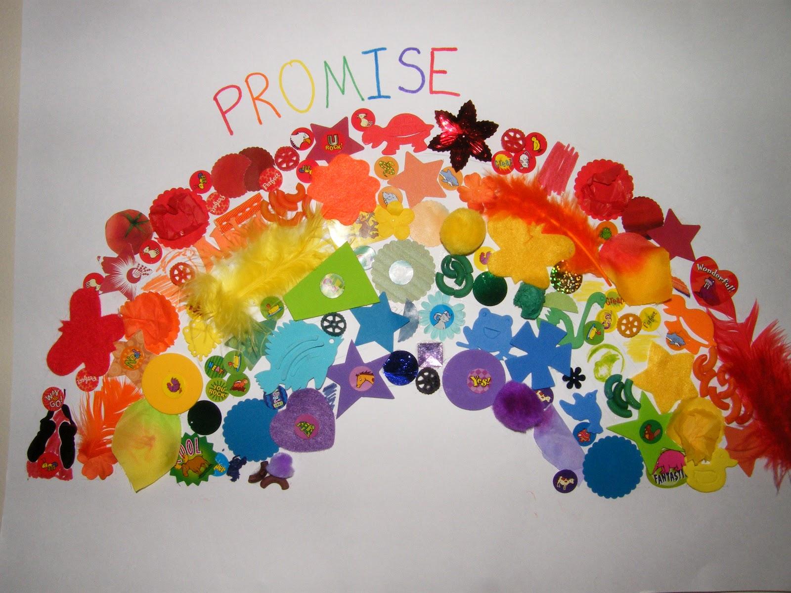Как сделать радугу дома своими руками: эксперимент для детей 967