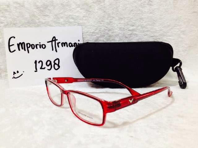 Jual Kacamata Frame Emporio Armani 1298 Trend Model Terbaru 2019 68a50c1122