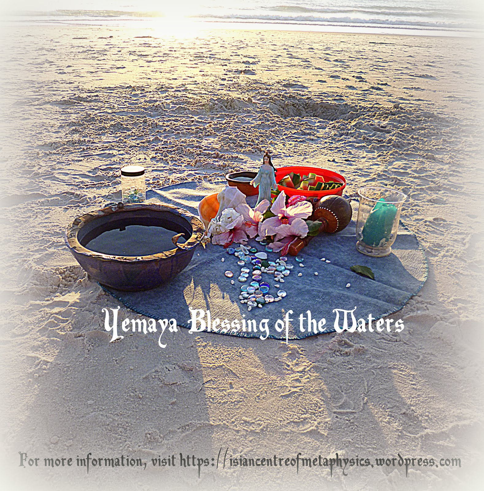 2017 - JANUARY: Yemaya Blessing of the Waters