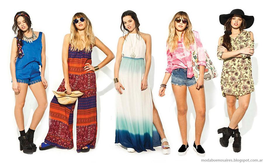 Moda Femenina Juvenil 2015 Moda Juvenil 2015