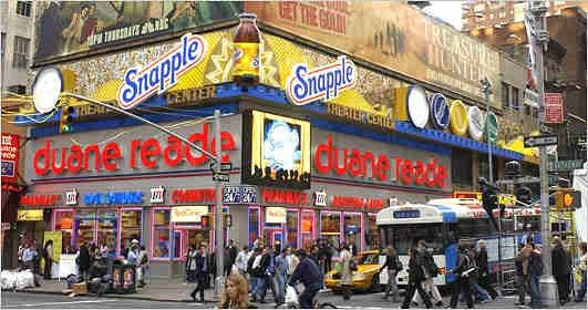 Snapple headquarter, NY, USA