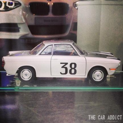 BMW 3.0 CSL, Art Car by Frank Stella 1976