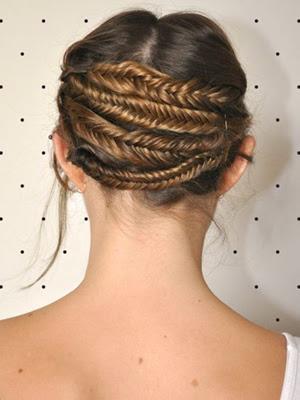peinados 2014 trenzas