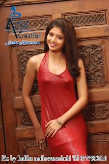 Hashini Gonagala red