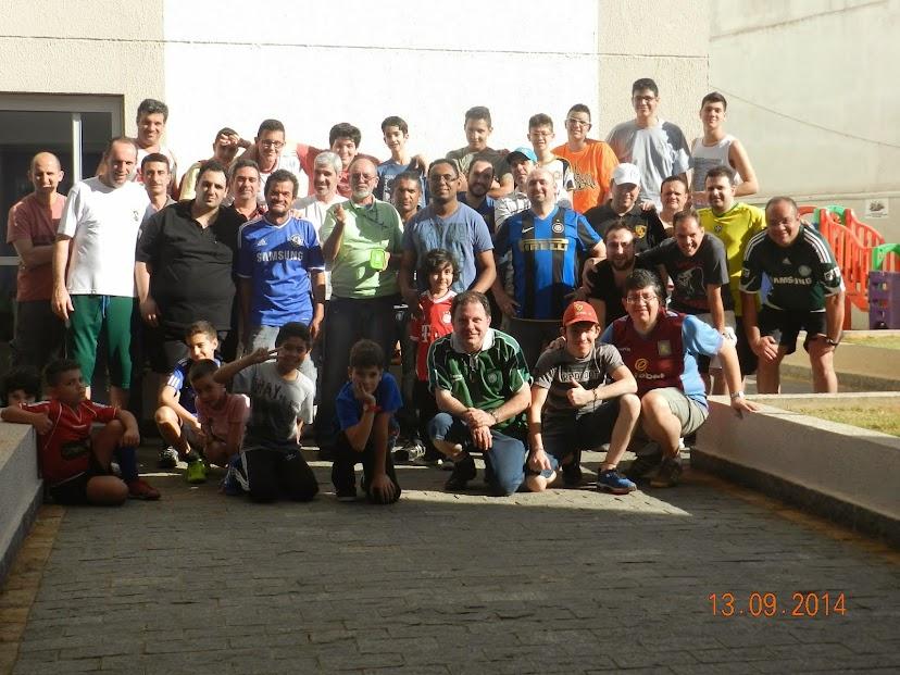 Participantes da XXXIX Copa São Paulo
