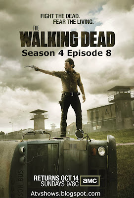 The Walking Dead Season 4 Episode 8: Too Far Gone