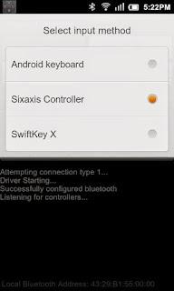 Sixaxis Controller v0.8.3 APK