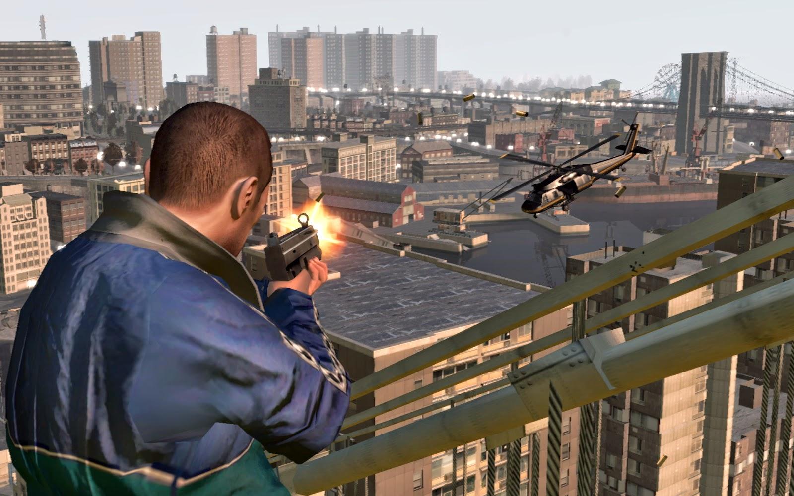 تحميل لعبة Grand Theft Auto IV بروابط مباشرة وبدون تثبيت تحميل-لعبة-