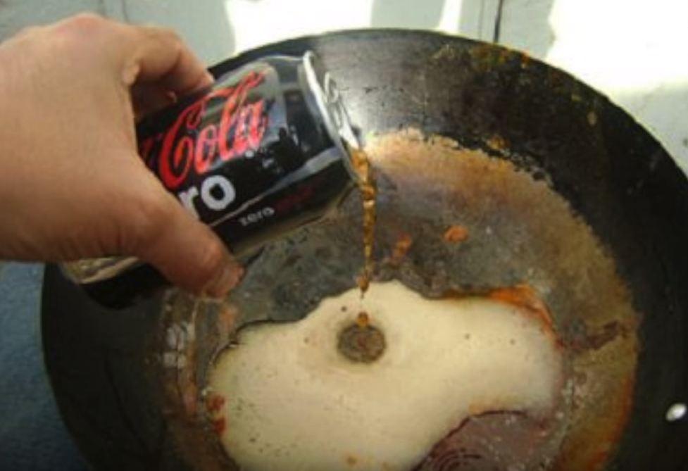 7 usos que le puedes dar a la coca cola que probablemente - Quitar oxido inodoro ...