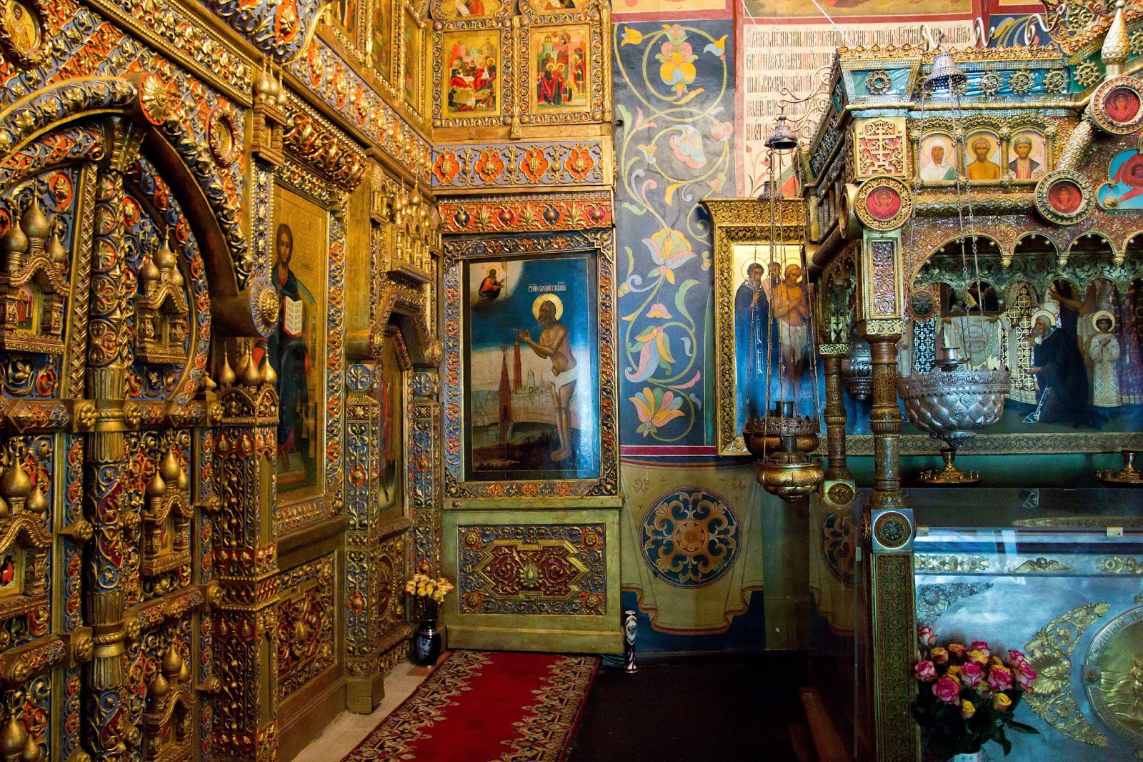 Three years in Moscow: Inside St Basil\u0027s Cathedral