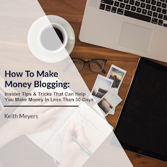 MAKE $$$ MONEY BLOGGING