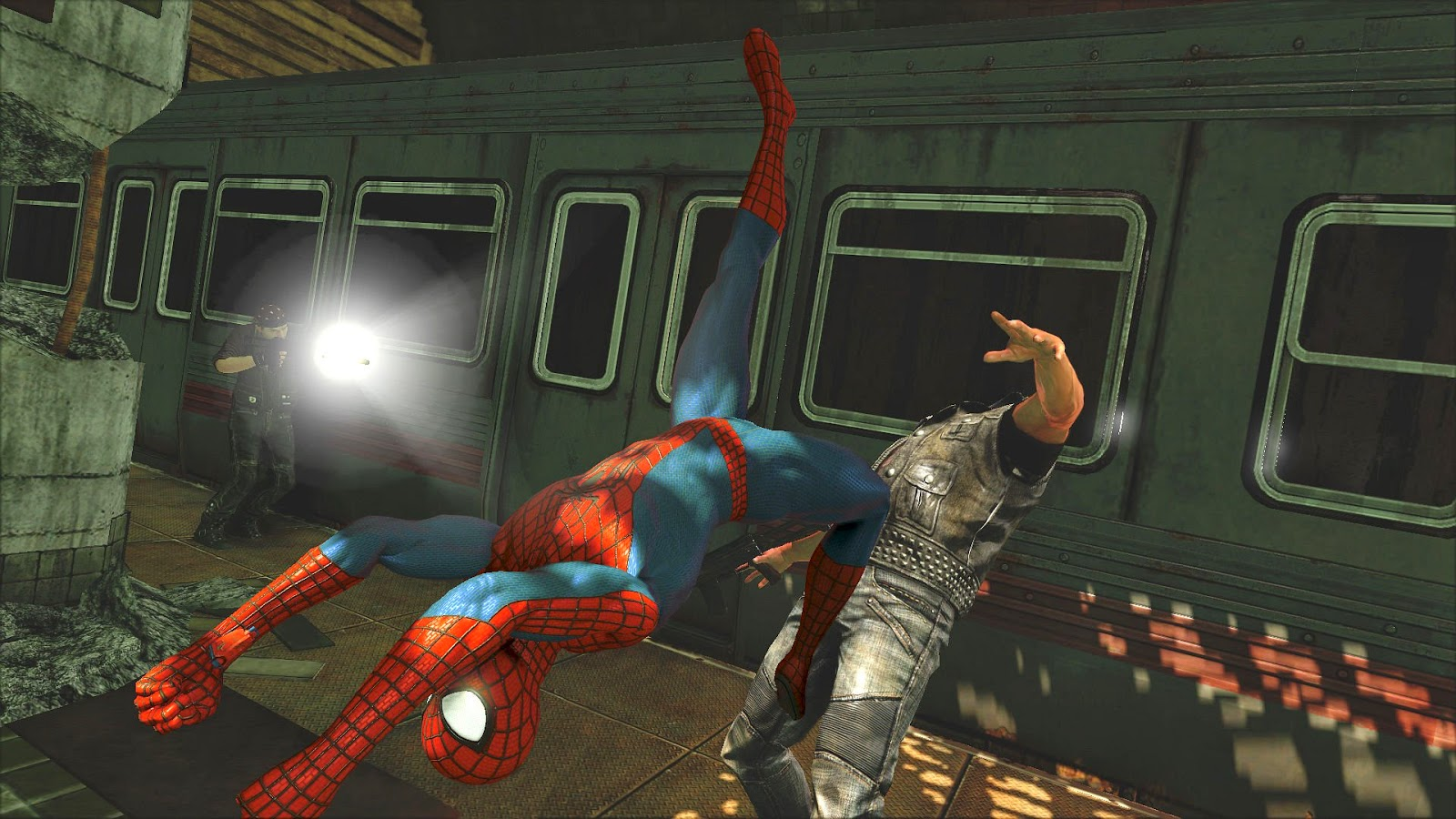 The Amazing Spider Man 2 juego pc Full