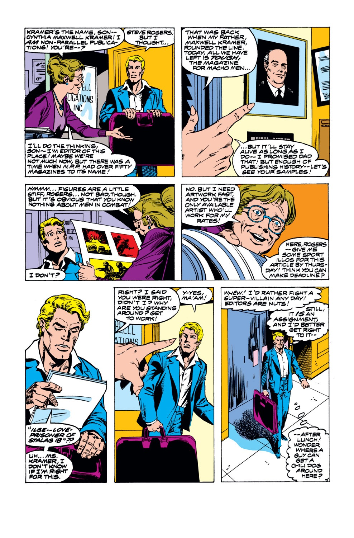 Captain America (1968) Issue #241 #156 - English 6
