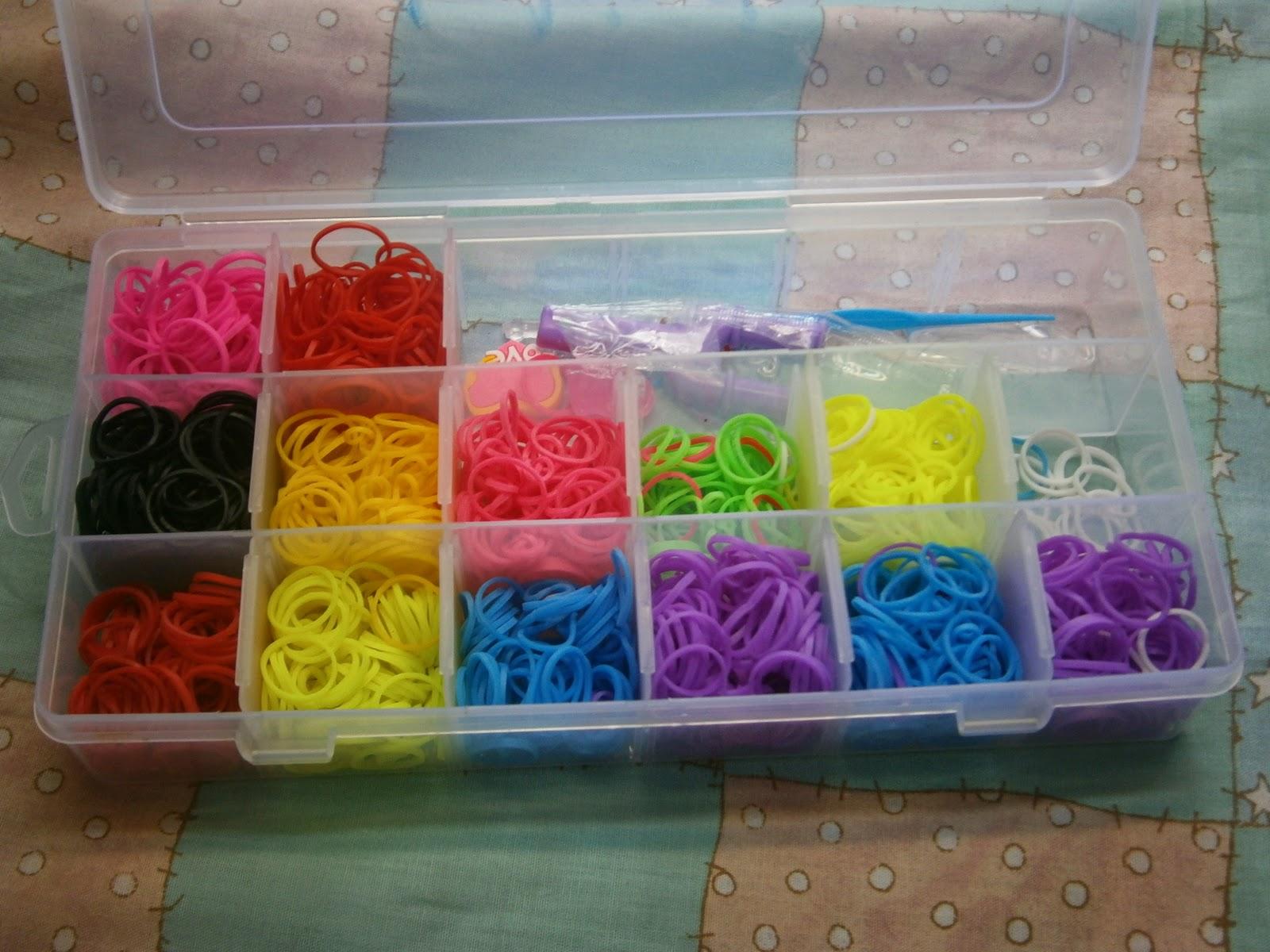 инструкция для резинок для плетения