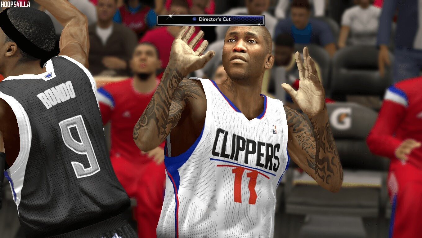NBA 2k14 Cyberface Patch : Jamal Crawford