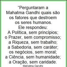 Frases Mahatma Gandhi