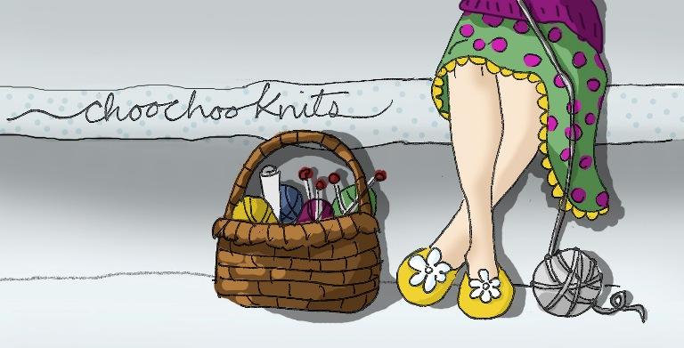 choo choo knits