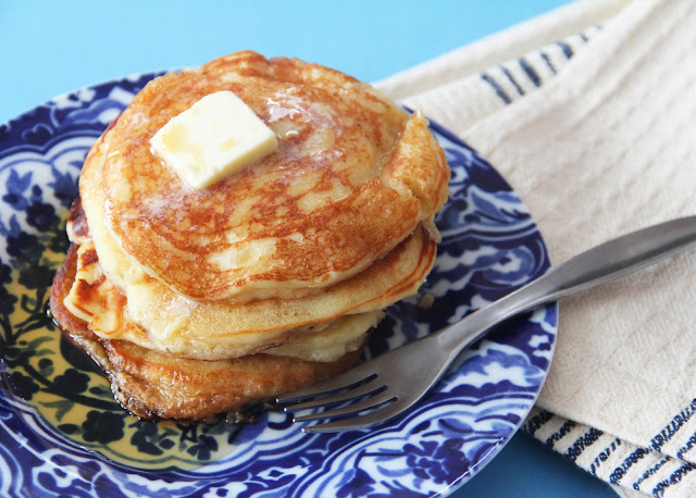 The Perfect Classic Pancake