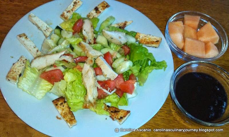 Garlic Tomato Tofu